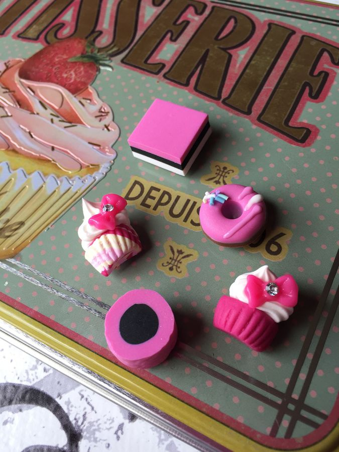 Magnets Pink