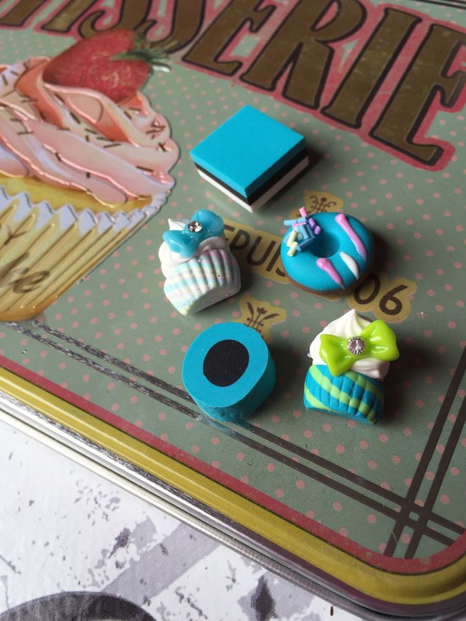 Magnets Turquoise