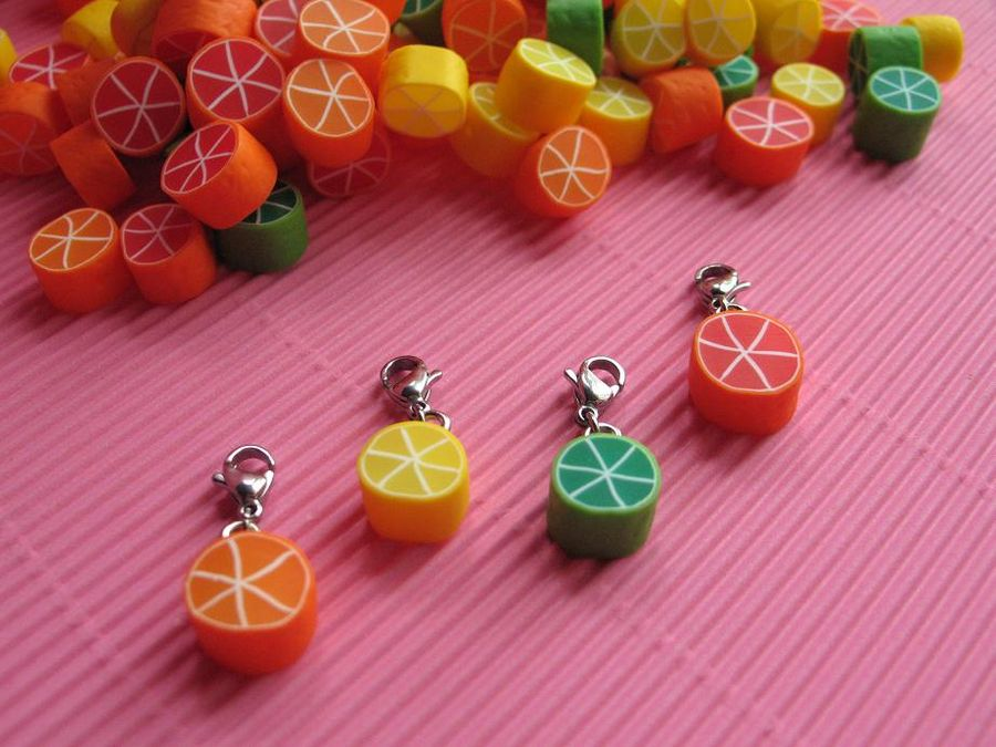 Keepsake Fruity 6-pack, charm