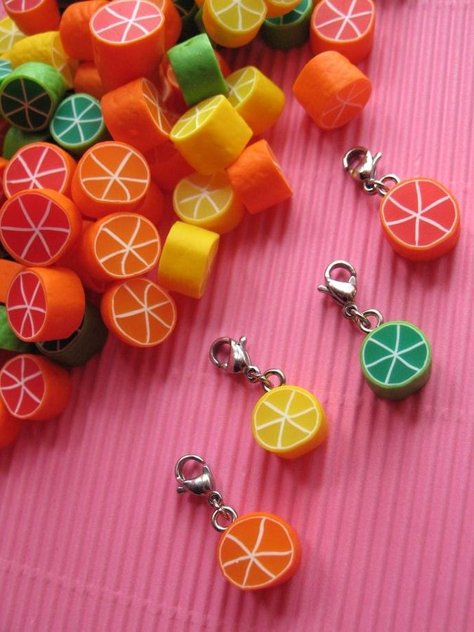 Keepsake Fruity, charm