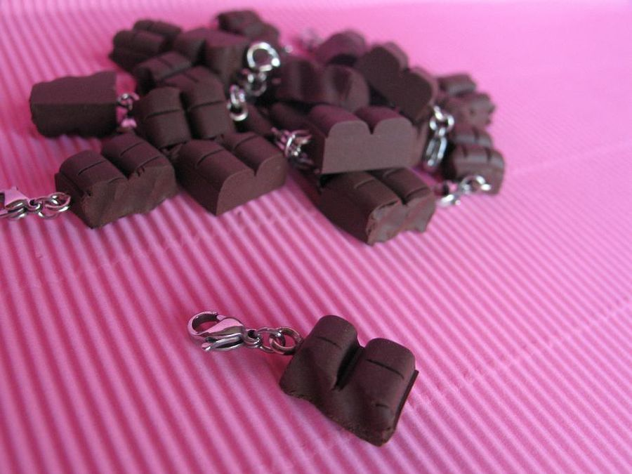 Keepsake ChocolateBar, charm