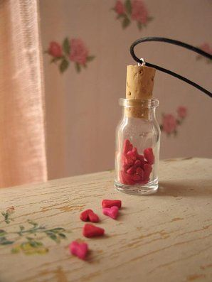 Jar Full of Love Mega, pendant