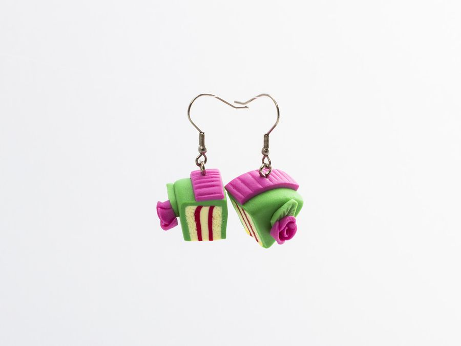 PrincessCake, drop earrings