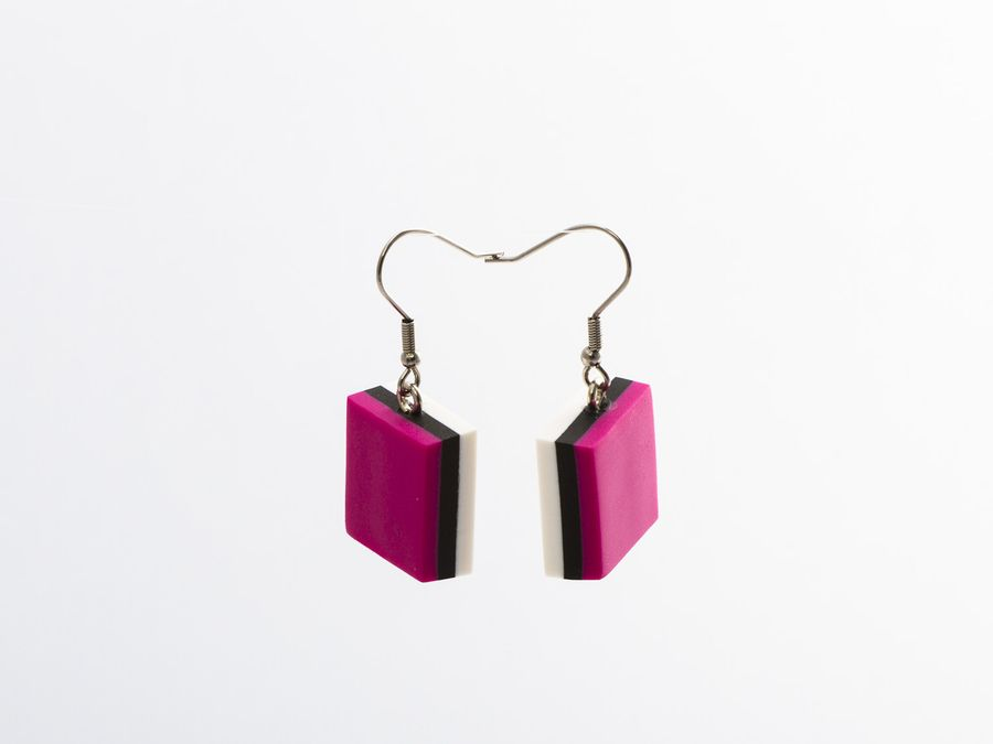 Allsorts, drop earrings