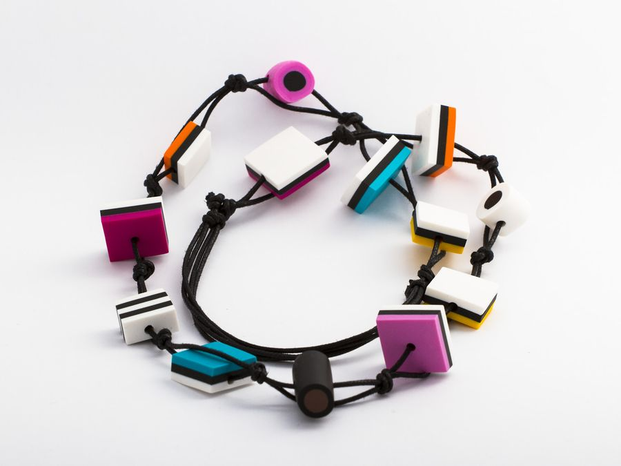 Allsorts, necklace