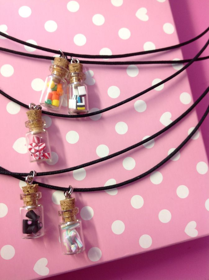 Sweets In a Jar Mini, pendant